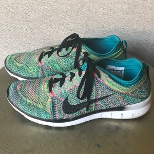 Nike Free Trainers - Lightly Used - 8.5